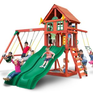 ADVENTURE WAVE SWING SET