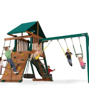 captains loft swingset