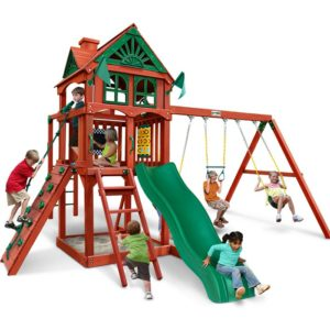 five star gorilla swing set