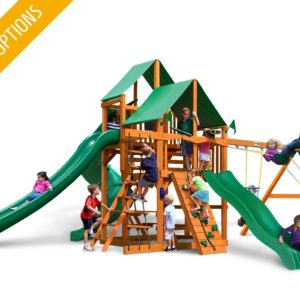 great skye gorilla swing set